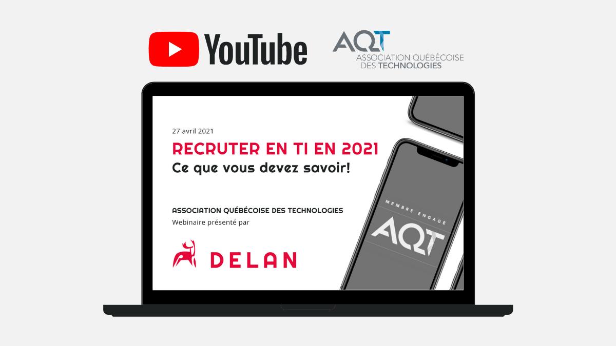 Recruter en TI en 2021 : ce que vous devez savoir!